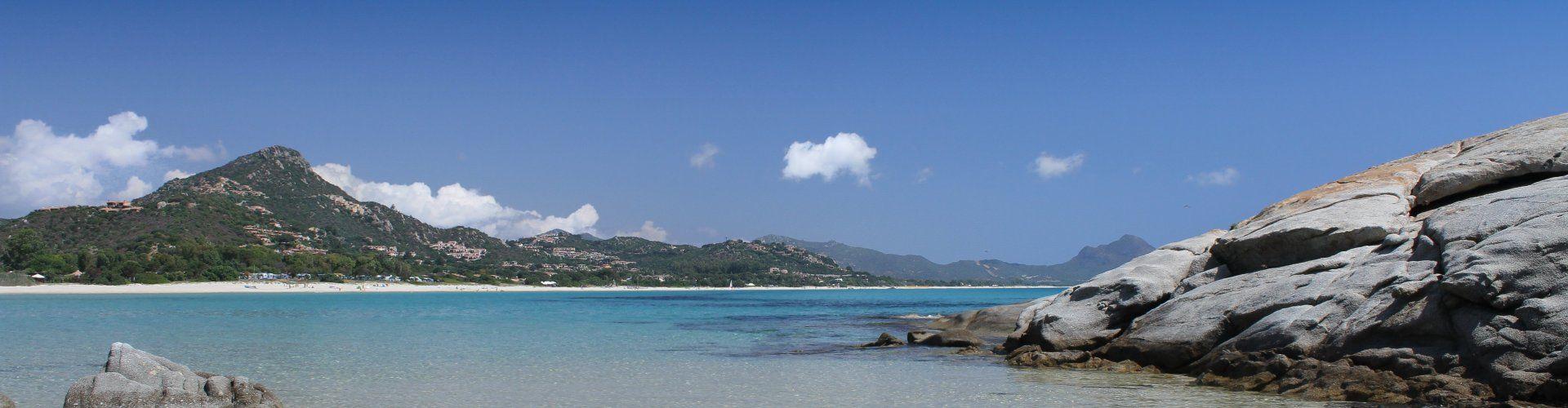 Spiaggia Scoglio di Peppino a Costa Rei