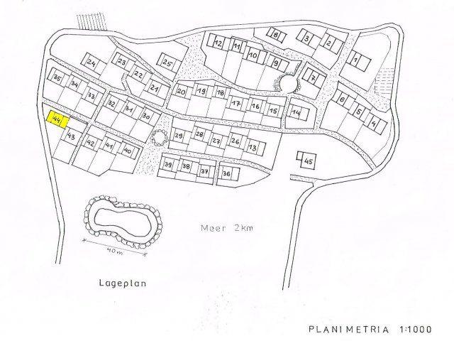 Mappa Villaggio