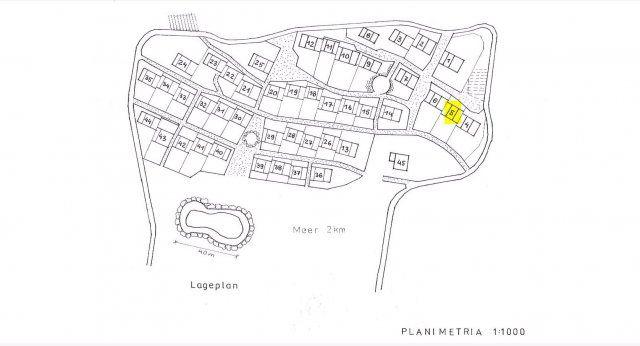 Posizione Li Conchi 5 nella mappa del condominio