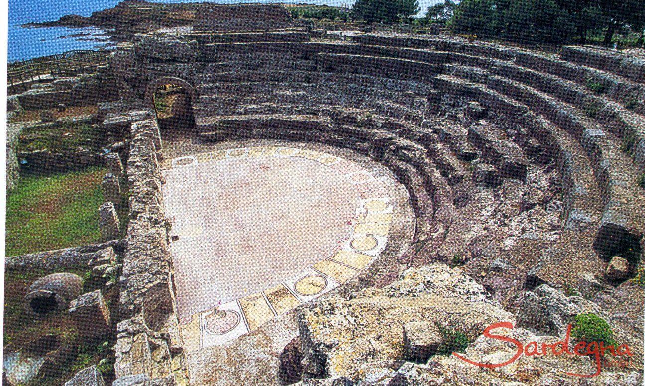 Teatro romano a Nora