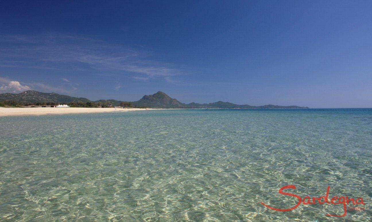 Spiaggia, Costa Rei