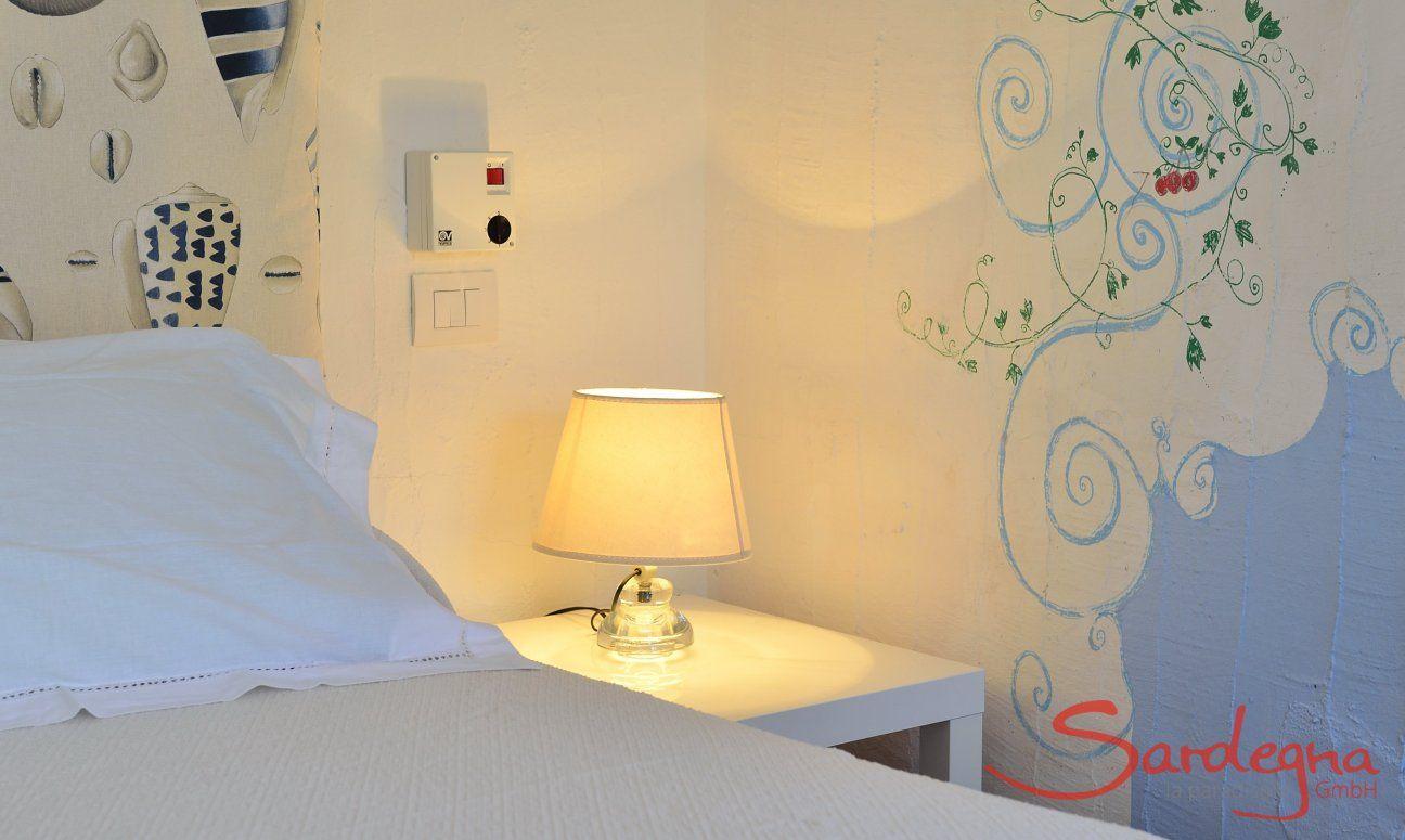 Camera da letto con letto matrimoniale  Casa 20, Sant Elmo
