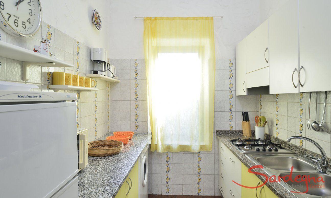 Cucina di  Villa Serena, Costa Rei