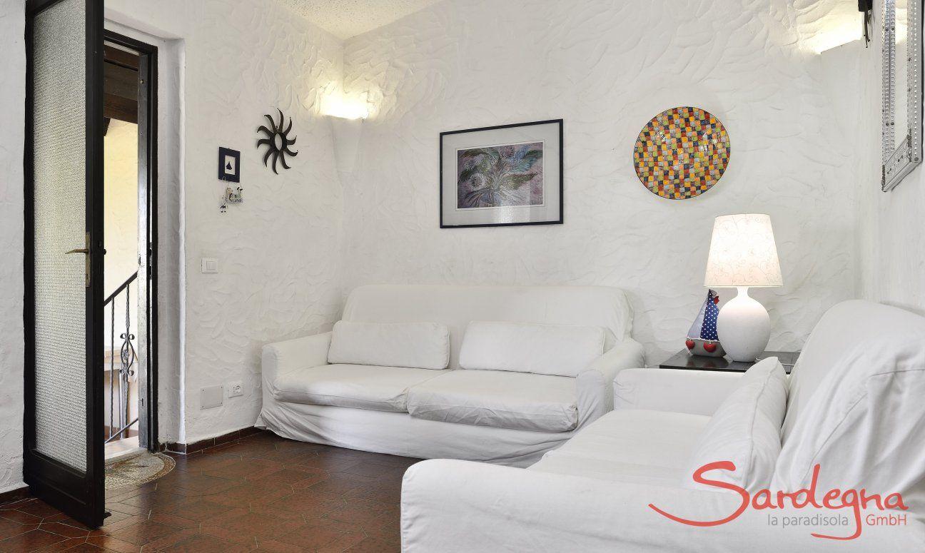 Salotto di  Villa Serena, Costa Rei