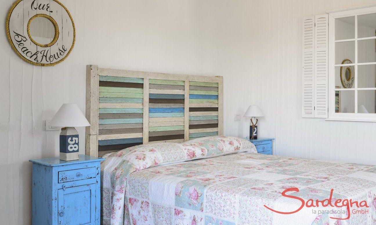 Camera da letto3 seminterrato