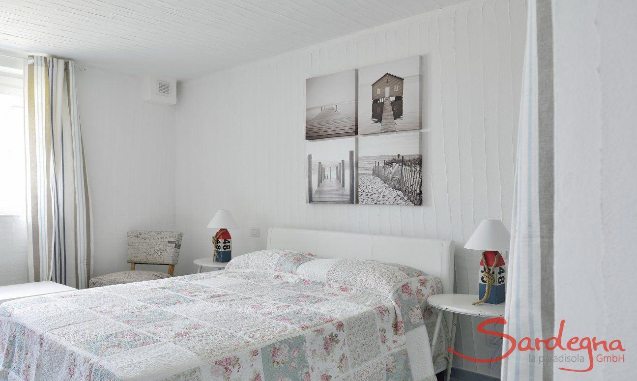 Camera da letto 3 seminterrato