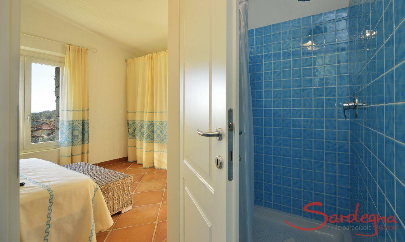 Bagno privato con doccia Li Conchi 7