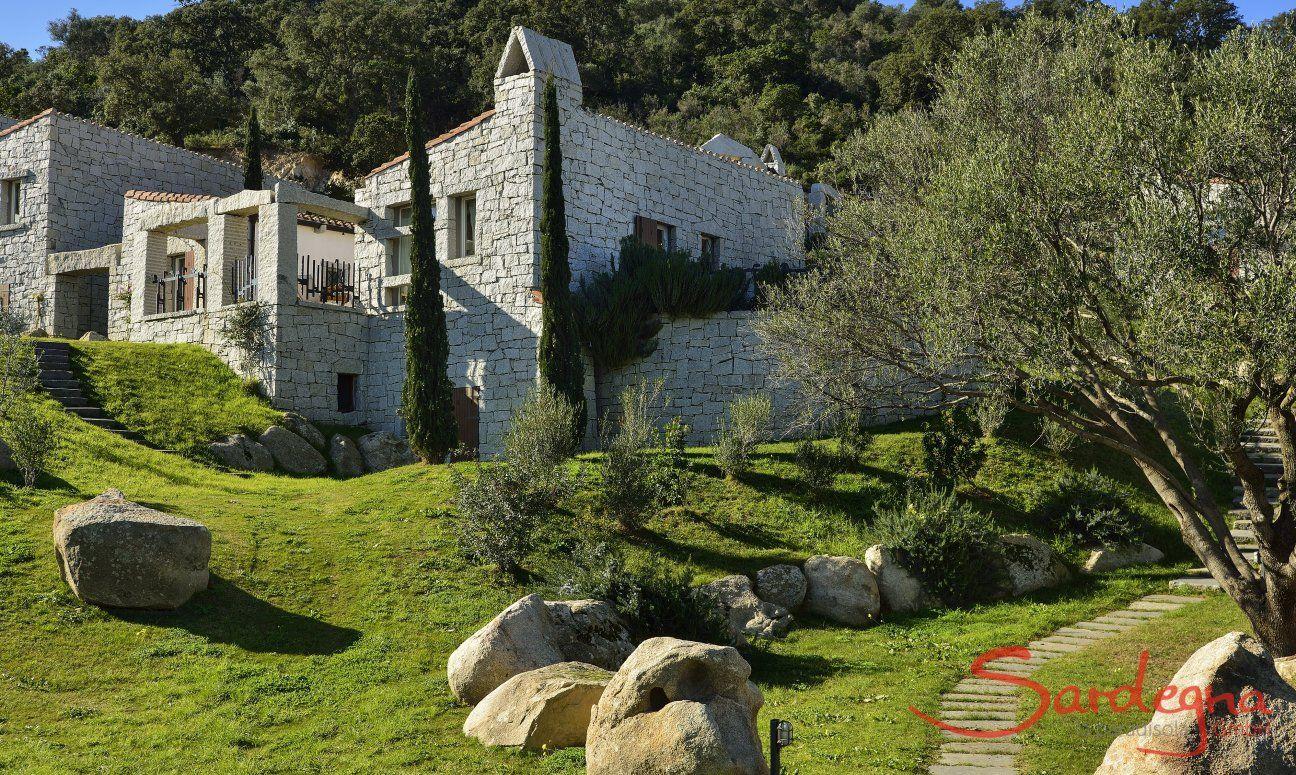 Posizione della casa vacanza Li Conchi 9, Cala Sinzias