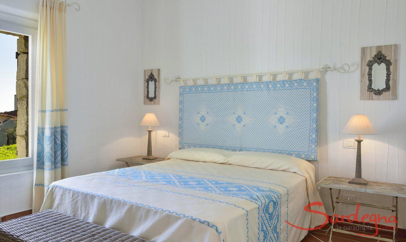 Camera matrimoniale Li Conchi 10, Cala Sinzias