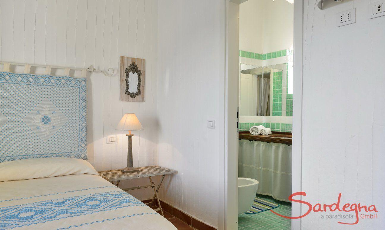 Camera Principale con Bagno Li Conchi 10, Cala Sinzias