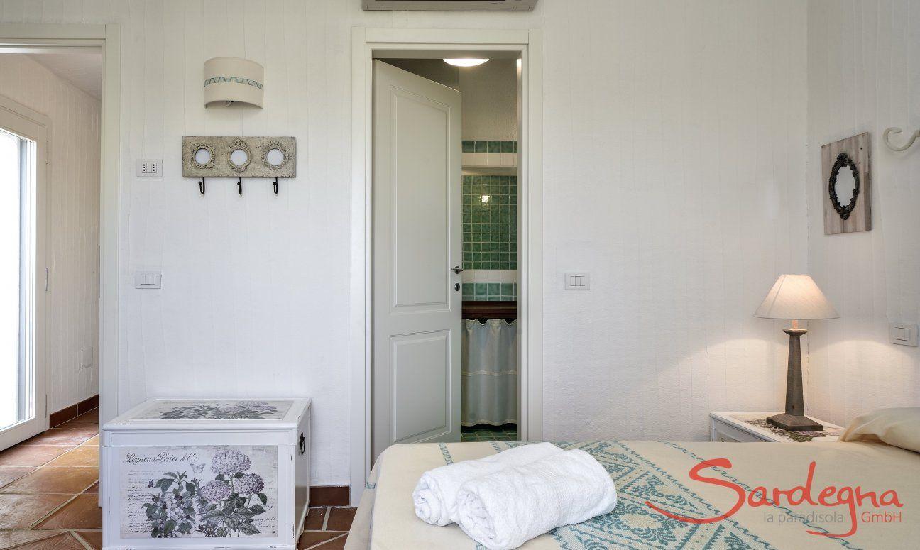 Camera principale con bagno