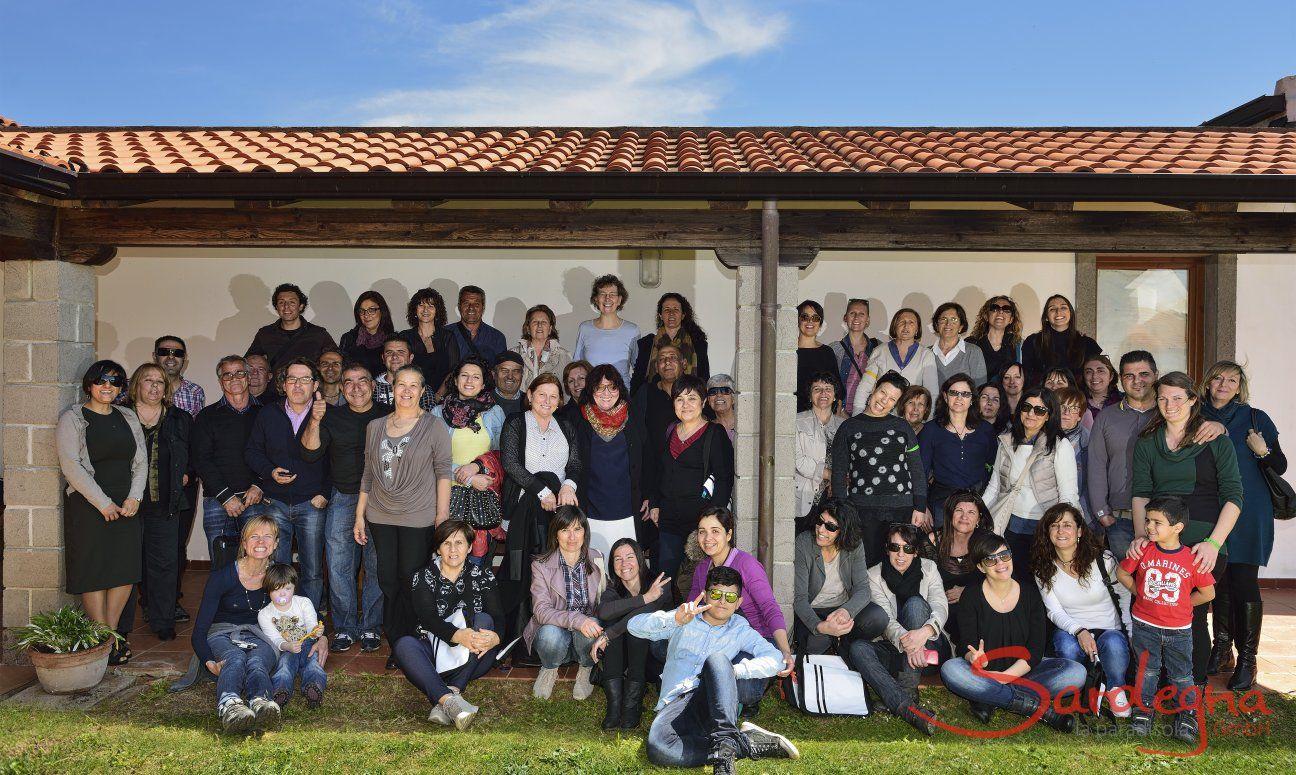 Mitarbeiter, Team Sardegna