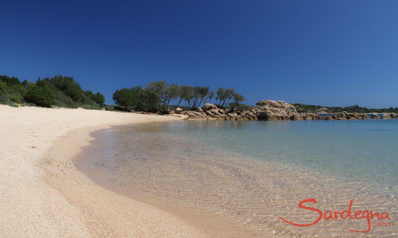 Spiaggia Cala di Volpe