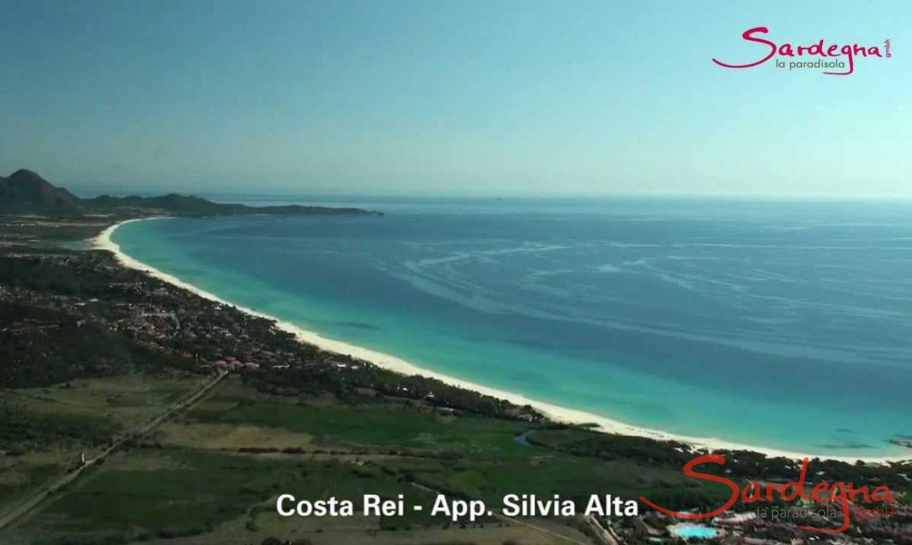 Video Appartement Silvia Alta | Costa Rei