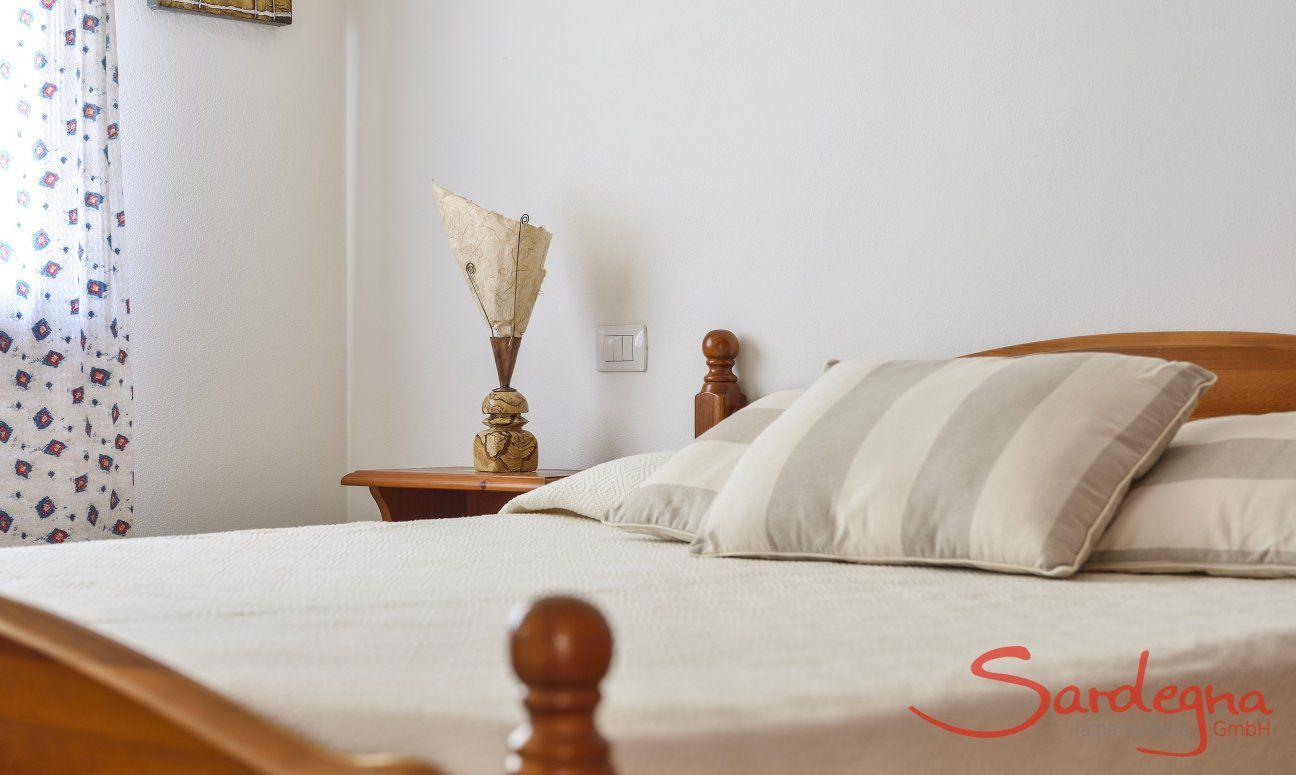 Camera 2 al pianterreno con letto matrimoniale