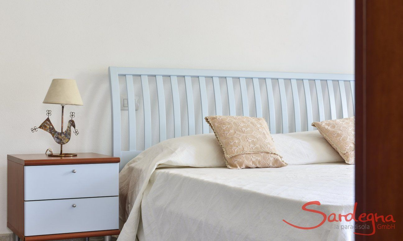 Camera 1 primo piano con letto matrimoniale
