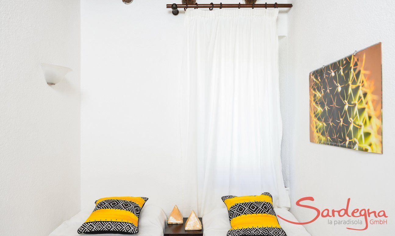 Camera 3 con due letti singoli