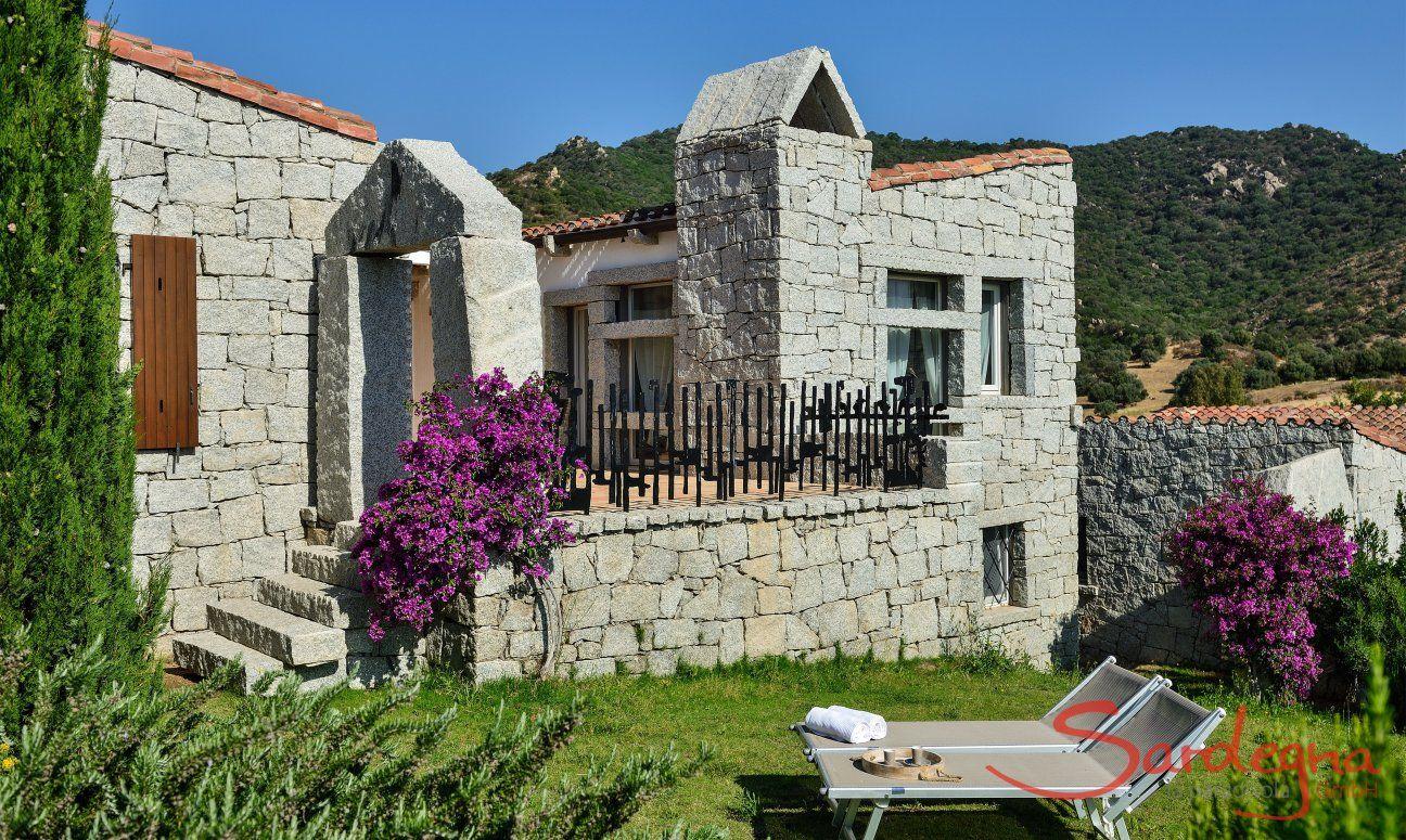 Casa vacanza Li Conchi 5 con giardino e terrazza