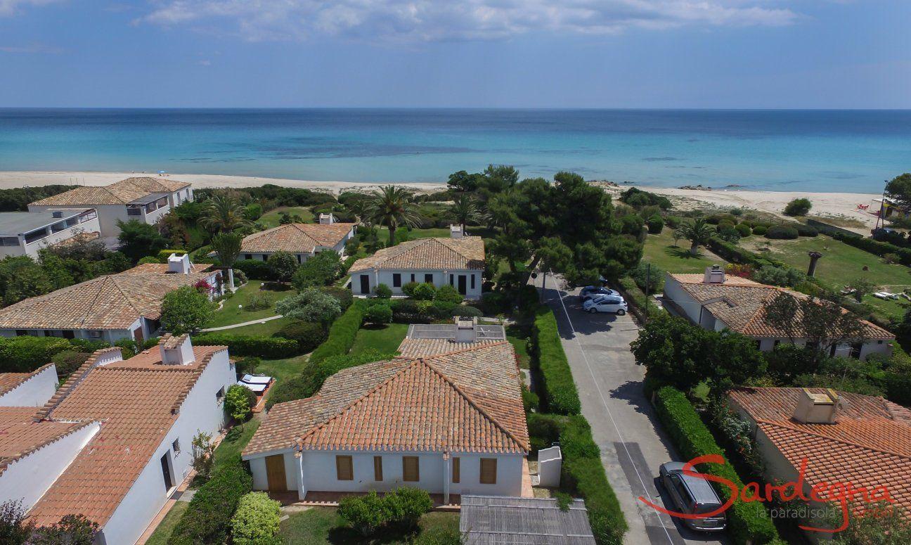 Villa Kika solo 100 metri dalla spiaggia