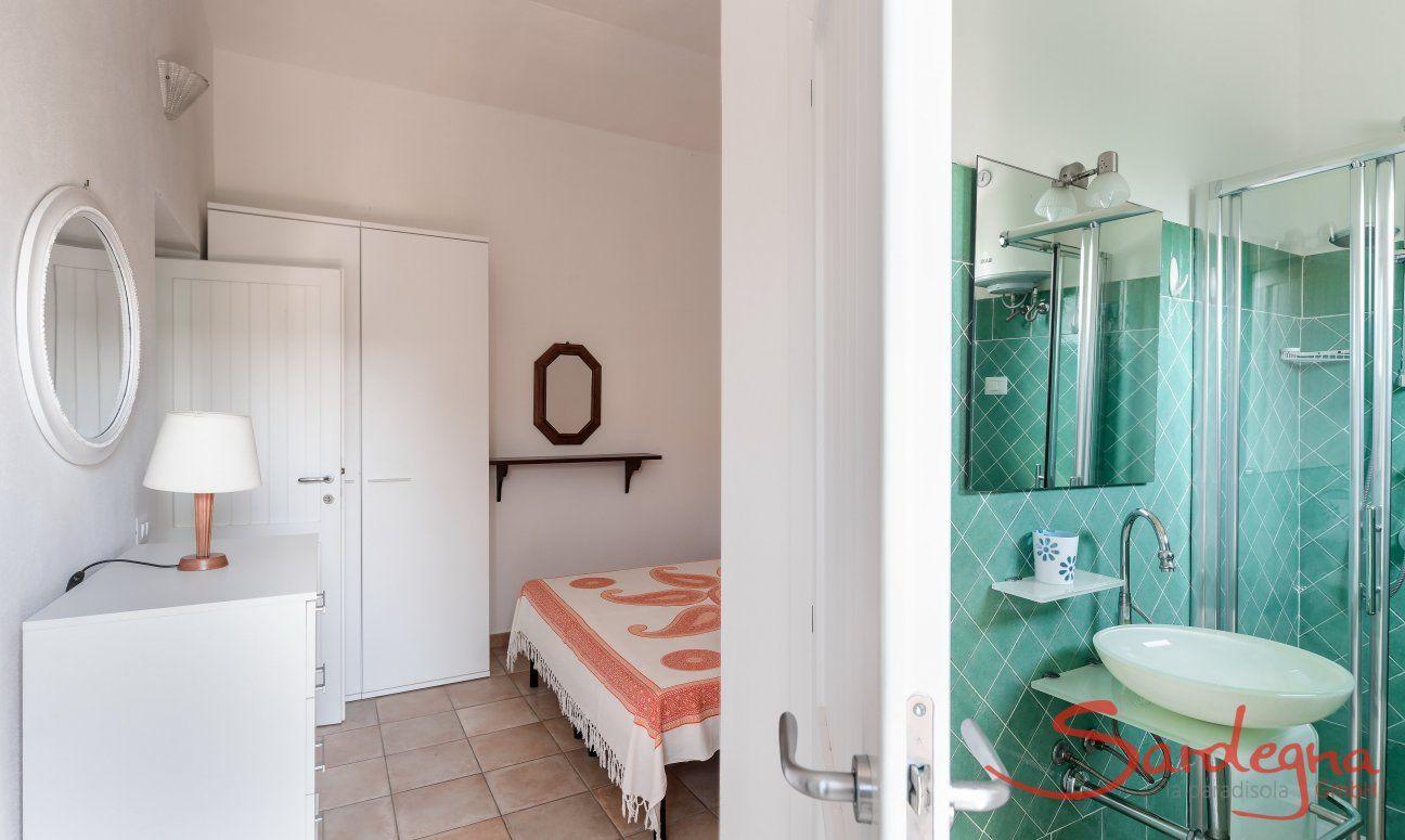 Camera 1 con bagno