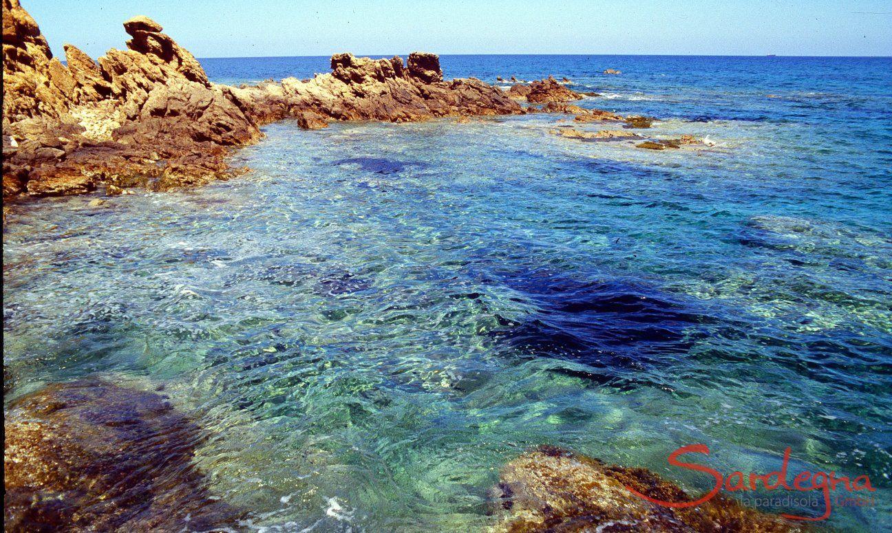 Spiaggia di Porto de S'Illxi, Capo Ferrato