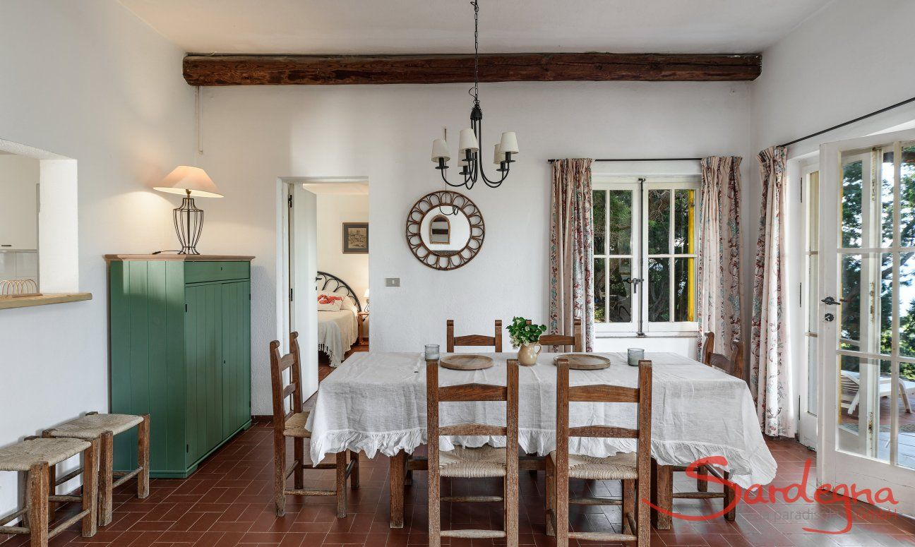 Villa Bau Cannas Torresalinas Sardegna