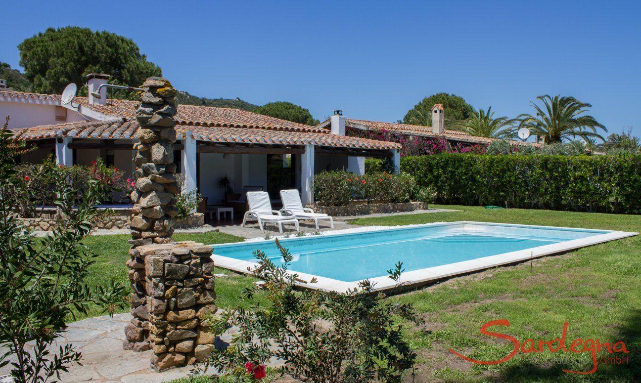Nuova piscina privata
