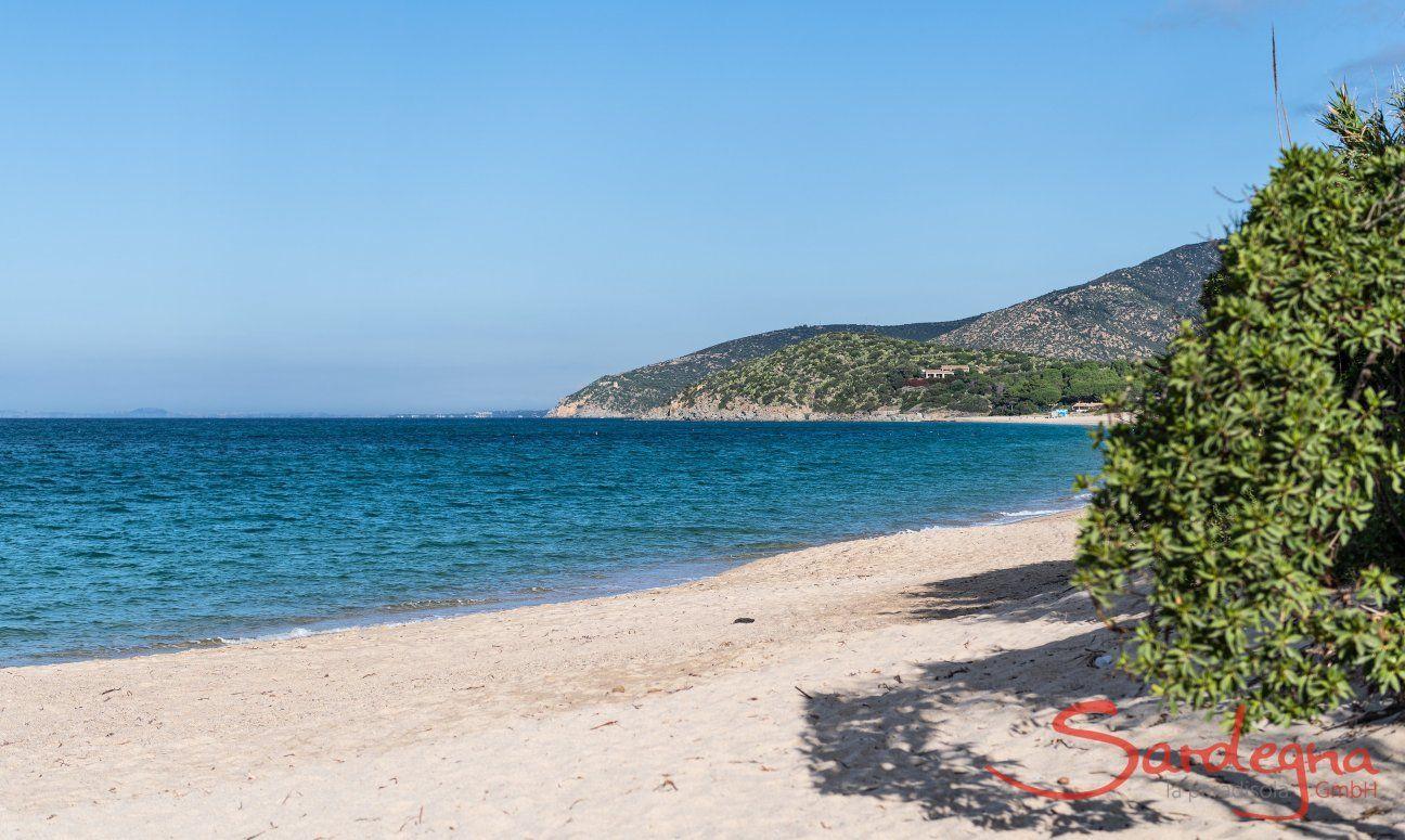 Spiaggia di Baccu Mandara, Torre delle Stelle