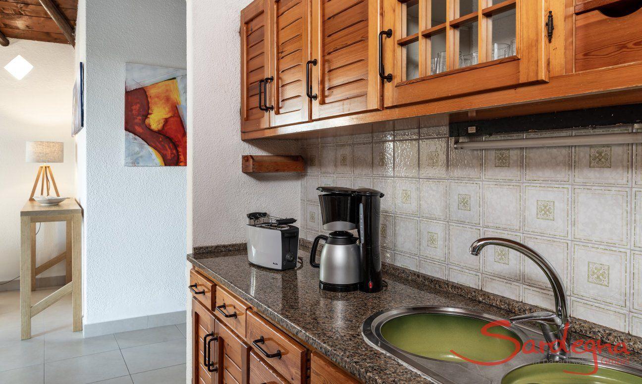 Cucina Villetta Quattro Costa Rei