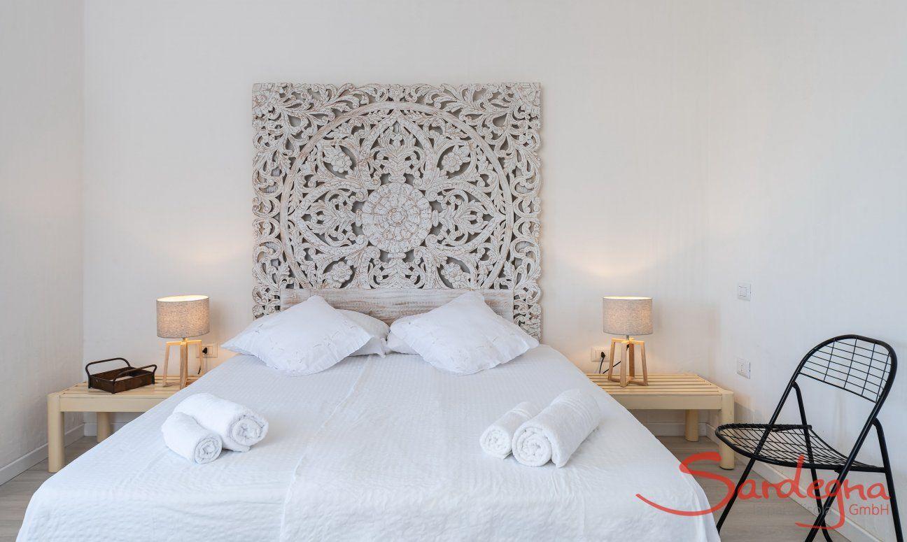 Camera da letto Casa 1 Sant'Elmo