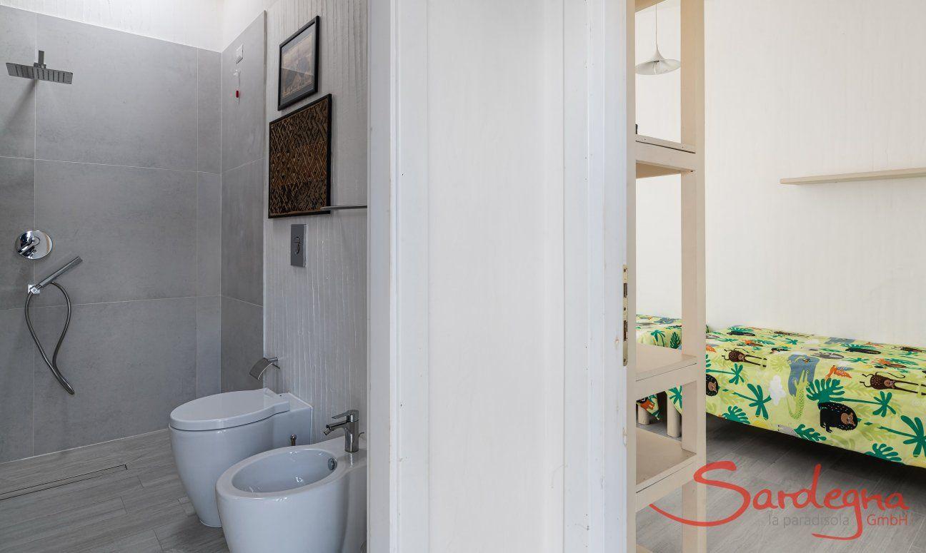 Bagno e cameretta Casa 1 Sant'Elmo