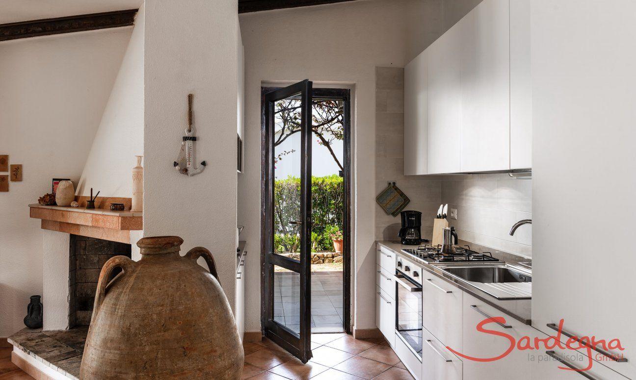 Cucina Villa Viola , Costa Rei