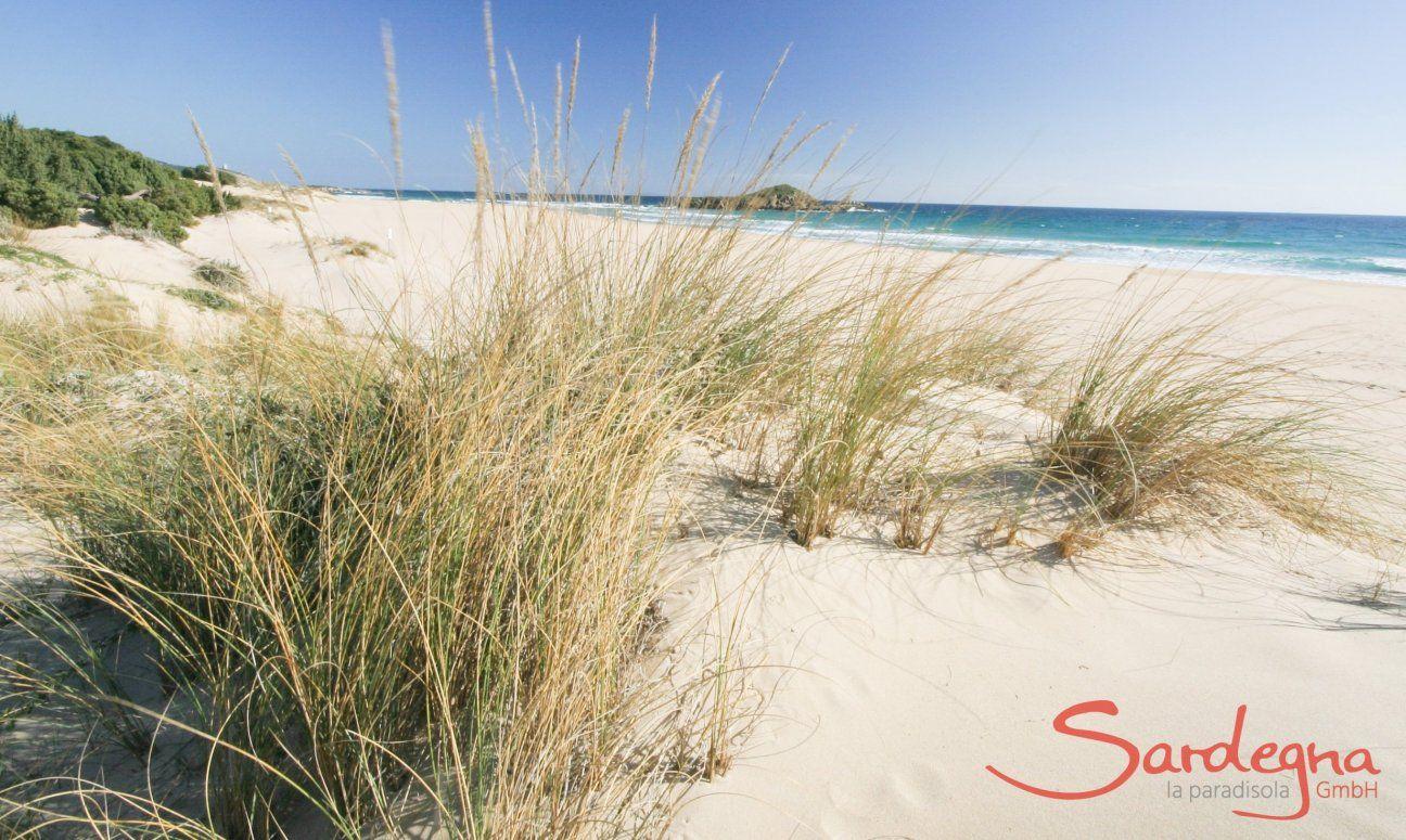 Spiaggia di Chia - 15 minuti in macchina