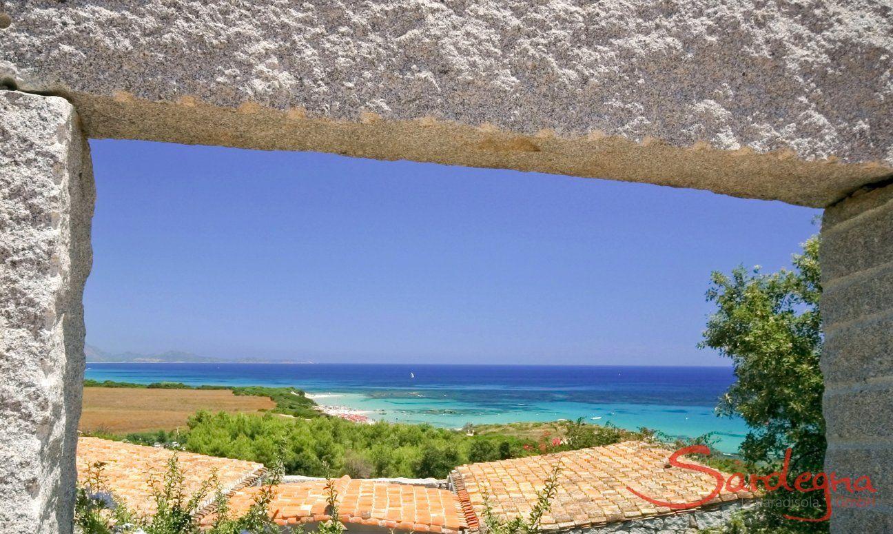 Sardegna vista da Sant Elmo
