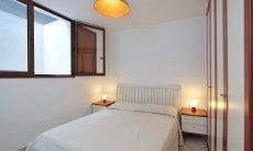 Camera 3 nel semiinterrato con letto matrimoniale