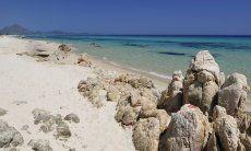 Spiaggia Costa Rei, Via delle Rose;