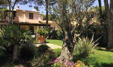 Villa Pino dall'esterno