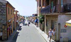 Paese di Villasimius raggiungibile a piedi da Villa Liliana, ca 1 km