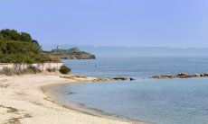 Su Faru con spiaggia