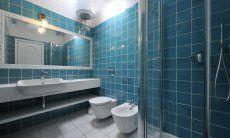 Bagno con doccia  Casa 20, Sant Elmo