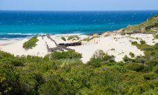 Spiaggia Rena Majori, Aglientu, Nord Sardegna