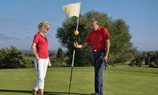 Golfresort Is Molas con 27 buche, vicino a Pula
