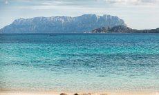 Spiaggia Pellicano davanti alla casa