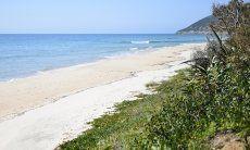 Spiaggia di Villa Pino
