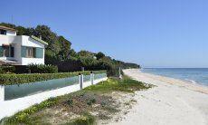 Villa Fernando, spiaggia e mare
