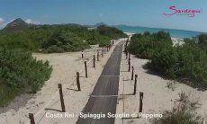 Video Spiaggia Scoglio di Peppino