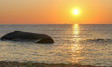 Sonnenaufgang in Sant´Elmo