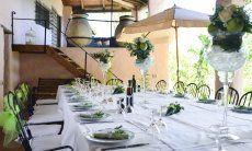 Tavolo di matrimonio