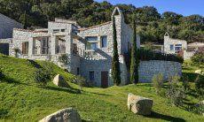 Vista sulla casa vacanza Li Conchi 9, Cala Sinzias