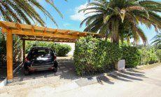 Parcheggio privato e coperto della Villetta 9